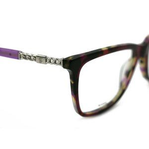 Juicy Couture Accessories - Juicy Couture Cat-Eye Style Havana/Purple Frame